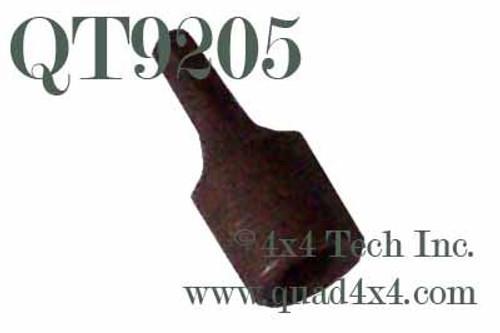 """QT9205 T27 Torx Bit, Socket 1/4"""" Square Drive"""