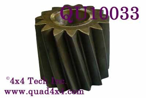 QU10033 Wide Reverse Idler Gear for Dodge and GM NV4500 Tranmissions