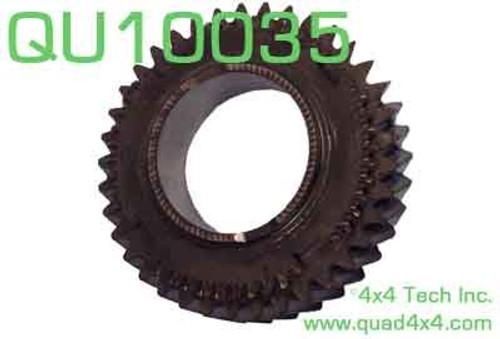 QU10035 NV4500 37 Tooth Mainshaft 2nd Gear
