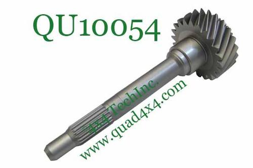 "QU10054 1""-19 Spline 1992-1993 Dodge NV4500 Input Shaft"