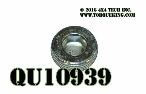 QU10939 TRANSFER CASE PLUG