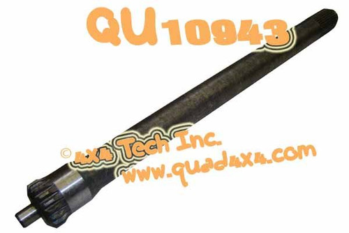 QU10943 2000-2002.5 Differential Output or Intermediate Shaft
