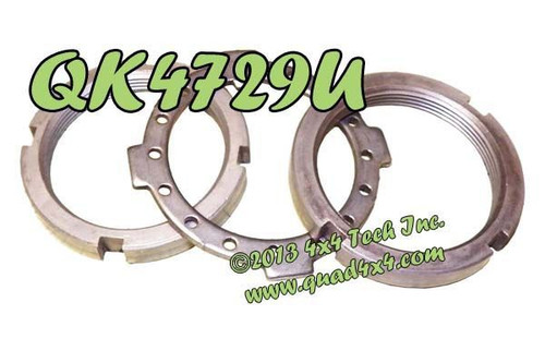 Used Large Round Spindle Nut Kit QK4729U