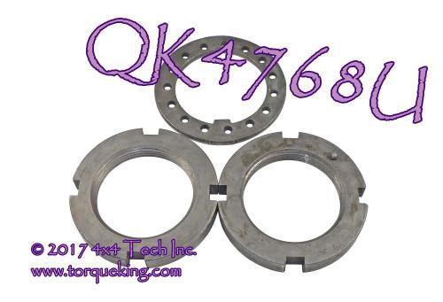 Used Dana 28IFS 3 Piece Spindle Nut Kit QK4768U