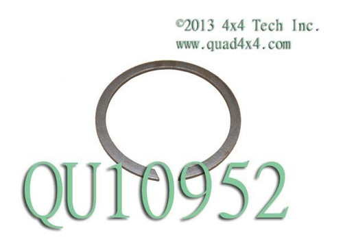 QU10952 Input Shaft Snap Ring for Most NV271, NV273 Transfer Cases