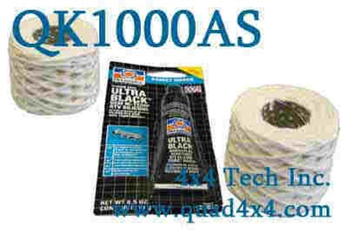 QK1000AS Replacement Filter Pack & RTV