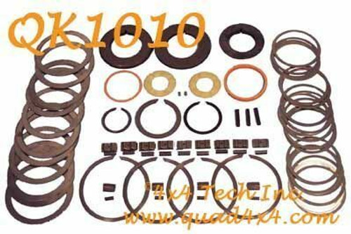 QK1010 Master NV4500 Transmission Small Parts Kit with Shims