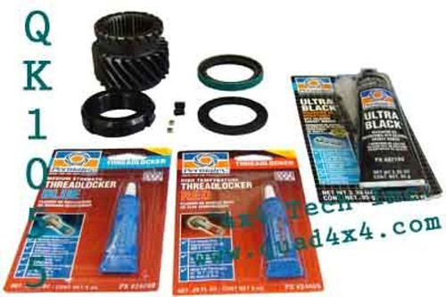 QK1055 Replacement Fifth Gear and Nut Kit without Tools
