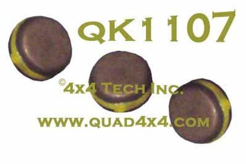 QK1107 Shift Rail Plug Kit for 1996.5-2007 NV4500 Top Covers