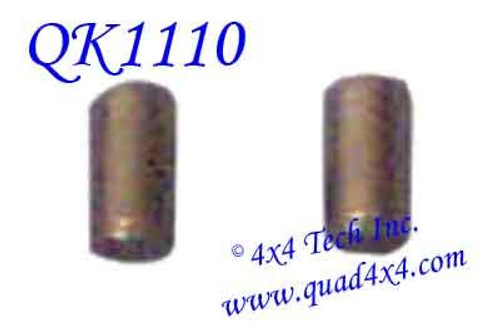 QK1110 NP205 and NV4500 Thrust Washer Locating Pin Set