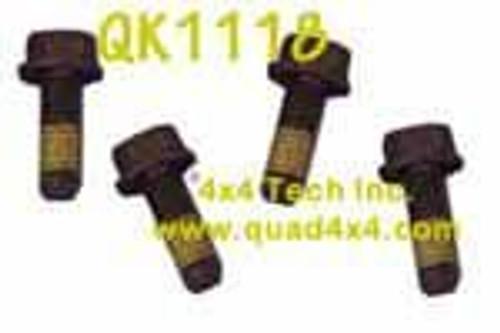 QK1118 NV4500 Rear Bearing Retainer or Thrust Plate Bolt Kit