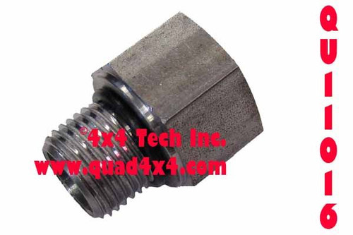 QU11016 Detent Poppet Plug for many chain drive Transfer Cases