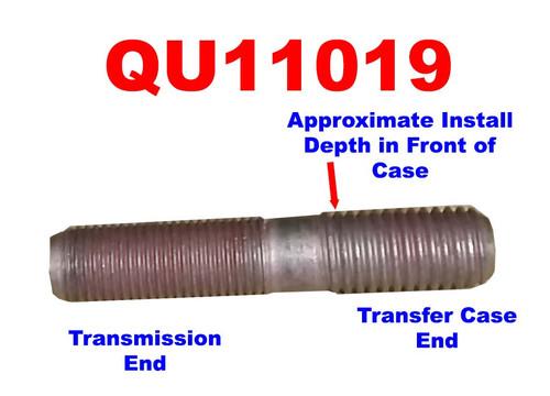 Dodge New Venture NV271D, NV273D Transfer Case Mounting Stud QU11019