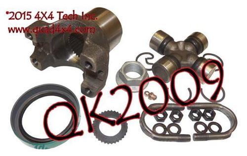 QK2009 NP208D, NP241D Transfer Case Rear Output Yoke Kit