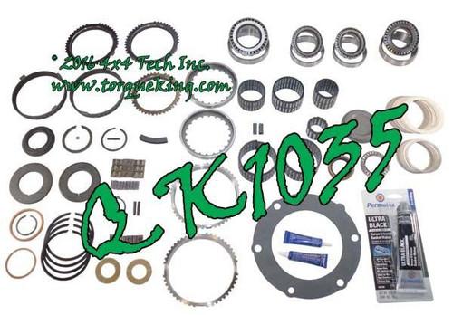 Premium Rebuild Kit for 1996-2007 Chevy/GM NV4500 4x4s