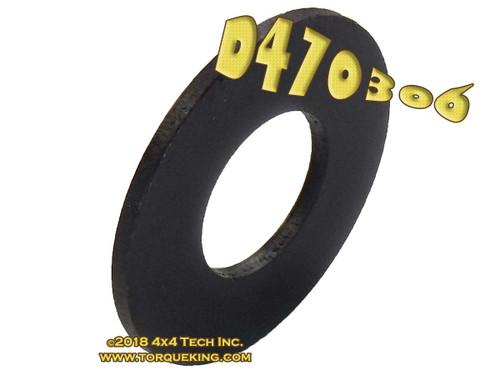 D470306 Driveshaft Washer for Coupling Shafts