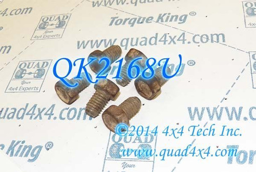 QK2168U Set of 6 Used PTO Cover Bolts
