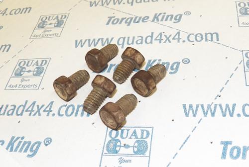 QK2168U SET OF 6 PTO CVR BOLTS