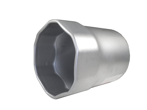 """QT1009i 2-9/16"""" Rounded Hex Rear Spindle Nut Socket 1/2"""" Drive Import"""