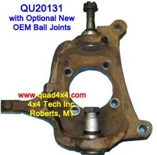 QA20131UBJ Good USED Right Knuckle with Ball Joint