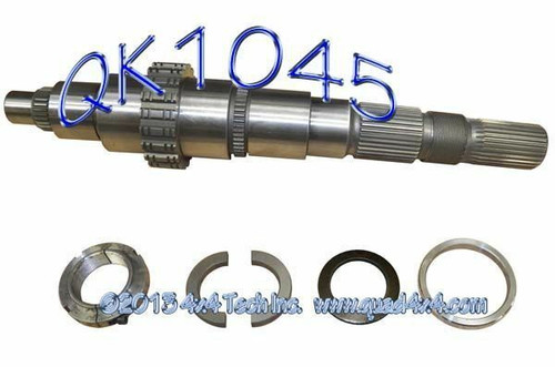 QA1045 29 Spline 4x4 NV4500 Full Spline Mainshaft
