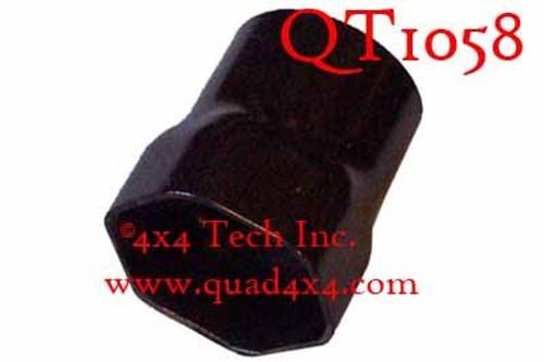 Large Rounded Hex Spindle Nut Socket QT1058