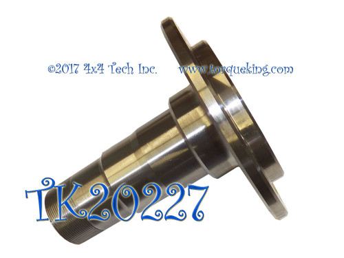 Torque King USA Made Hardened Ford Dana 50IFS Front Spindle TK20227 fits 1980-1997 F250 and 1980-1985 F350 with Dana 50IFS Twin Traction Beam Front Axles