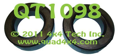 QT1098 Differential Master Bearings