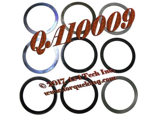 QA10009 Master NV4500 Mainshaft Shim Set