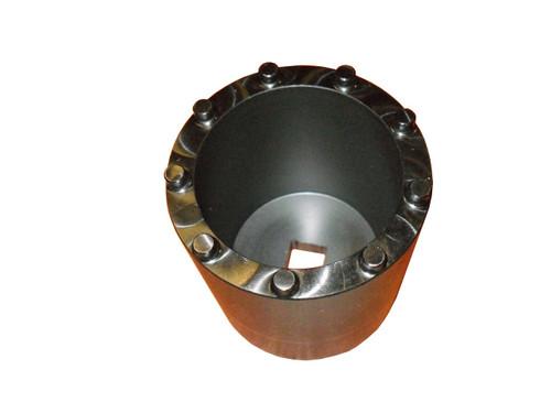QT1221 9 Lug Rear Spindle Nut Socket for 2010-up GM Full Float Axles
