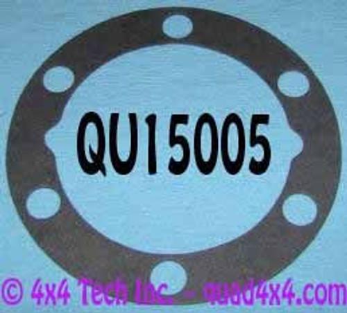 QU15005 6 Bolt Front Hub Gasket