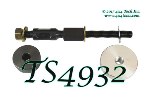TS4932 Front Inner Axle Seal Tool Set for Jeep Wrangler JK Super 30
