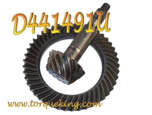 D441491USED 3.54 Ratio Dana 60 Standard Rotation Gear Set