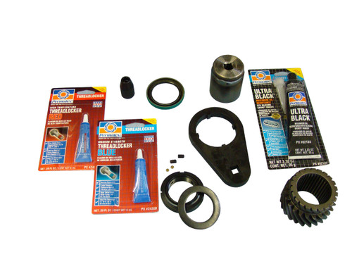 QK1054 Replacement Fifth Gear and Nut Kit with Tools