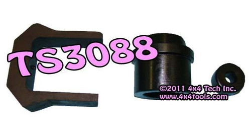TS3088 3 Piece Driveshaft Adapter Set for 1480 and 1485 Series U-Joints