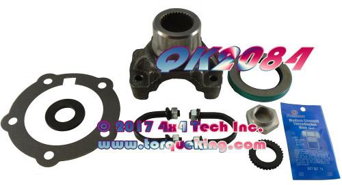 QK2084 1330 Series Rear Output Yoke Kit with 32 Spline Yoke NP205
