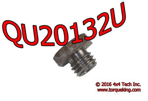 QU20132U USED POPPET PLUG