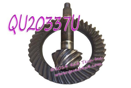 QU20337U USED 4.10 GEAR SET