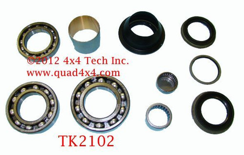 Premium Quality Basic Bearing and Seal Kit for 2003-2012 Dodge NV271D and NV273D Transfer Cases TK2102