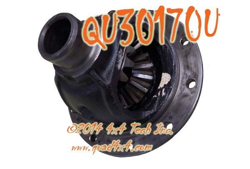 QU30170U Used 3.92-up Dana 44 Loaded Open Diff Case