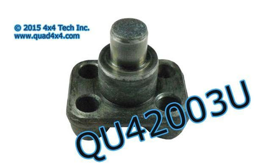 QU42003U Used King Pin Cap for Dana 25-44 Closed Knuckle Front Axles