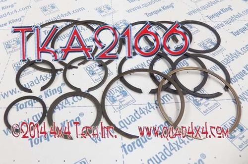 NV271/NV273 Transfer Case Snap Ring Kit for Ford and Ram