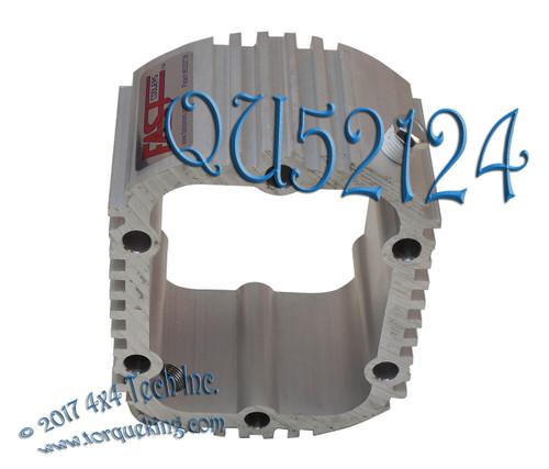 QU52124 COOLER W PLUGS