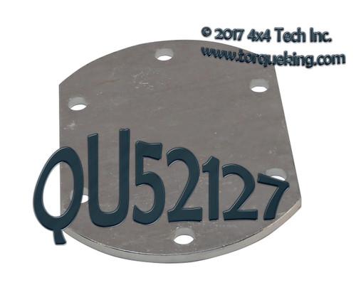 QU52127 PLAIN COVER