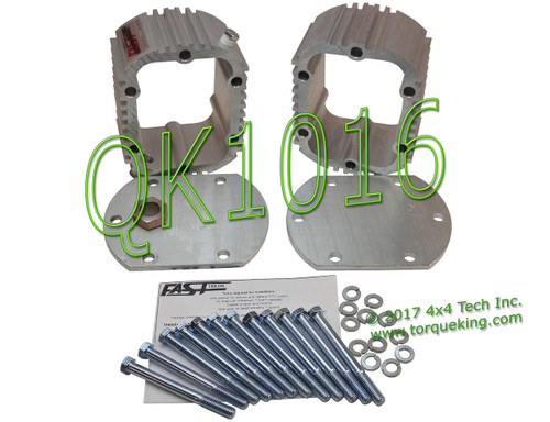 QK1016 Complete Cooler Kit
