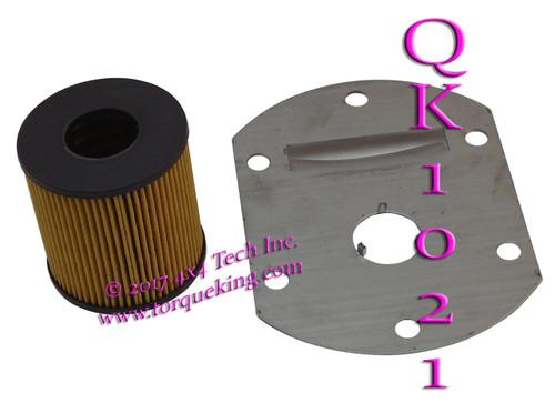 QK1021 FILTER KIT