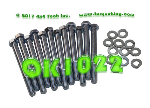QK1022 STANDARD BOLT KIT