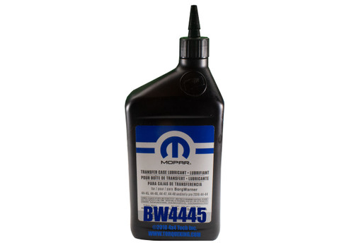 Mopar 68089195AA BW4445 4446 4447 Transfer Case Fluid for Ram