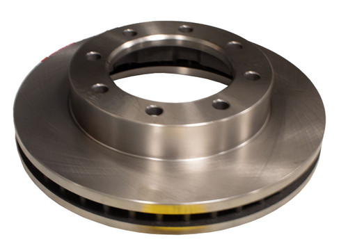 QU30410 4x4 DRW Front Brake Rotor for 1977-1991 Chevy and GMC K30, K35, K3500, V3500 1 Ton 4x4s with Dual Rear Wheels and 1990-1993 Dodge W350 4x4s with Dual Rear Wheels