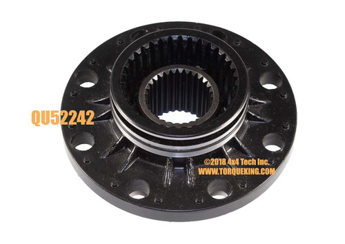 QU52242 8 Bolt Dualmatic or Selectro Lockout Hub Base for Dodge D60
